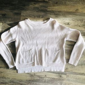 Madewell • Patch Pocket Pullover Sweater